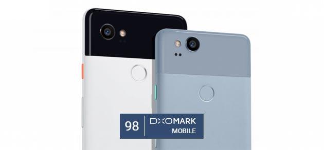 Google Pixel 2, Recensione della Fotocamera ottima per DxOMark
