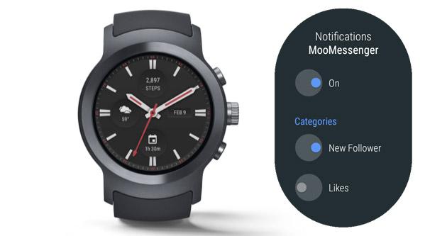 Android 8.0 Oreo su Android Wear: Novita' e lista smartwatch aggiornabili
