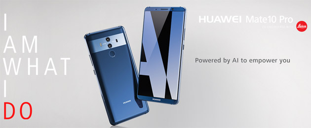 Huawei Mate 10 e Mate 10 Pro: Specifiche, Foto, Video e Prezzi