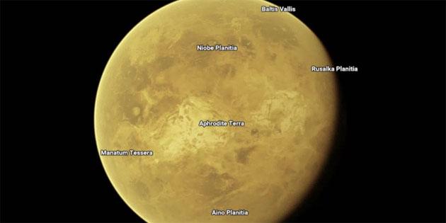 Google Maps Planets ci porta nello Spazio