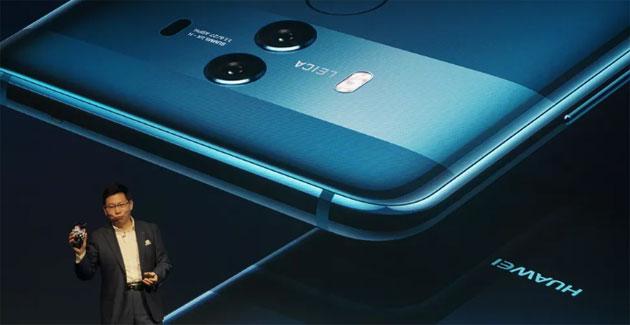 Huawei lavora ad uno smartphone pieghevole