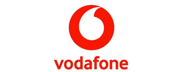 Vodafone col nuovo logo e claim guarda al futuro, Ready?