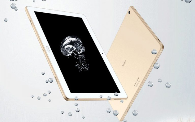 Honor WaterPlay, tablet impermeabile con display 10.1 pollici e batteria 6660mAh