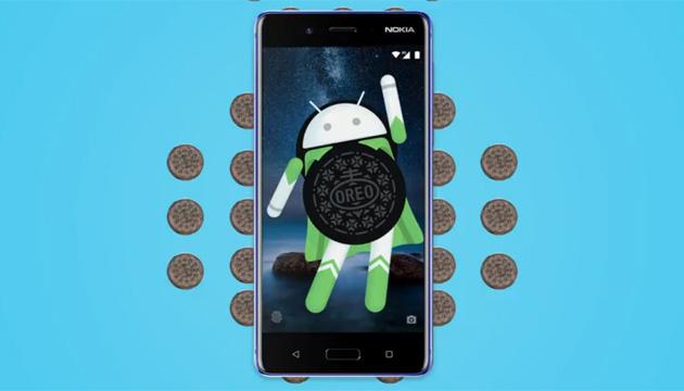 Android 8 Oreo disponibile su Nokia 5, Nokia 6, Nokia 7 e Nokia 8