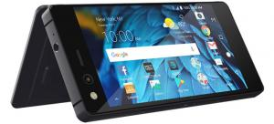 ZTE Axon M, smartphone pieghevole con due display: Specifiche, Foto, Video e Prezzi in Italia