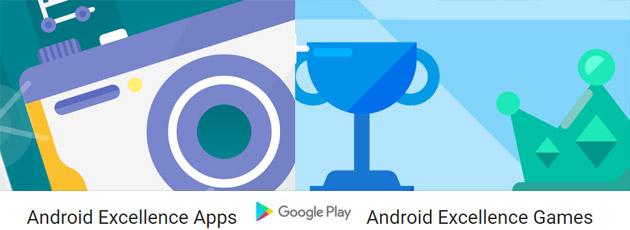 Android Excellence, le applicazioni migliori su Google Play [Luglio 2018]