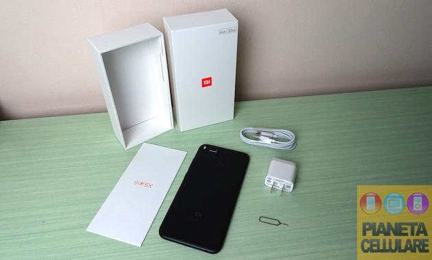 Recensione Xiaomi Mi 5X MIUI 9