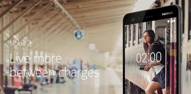 Nokia 2 si aggiorna ad Android 8.1 Oreo GO Edition