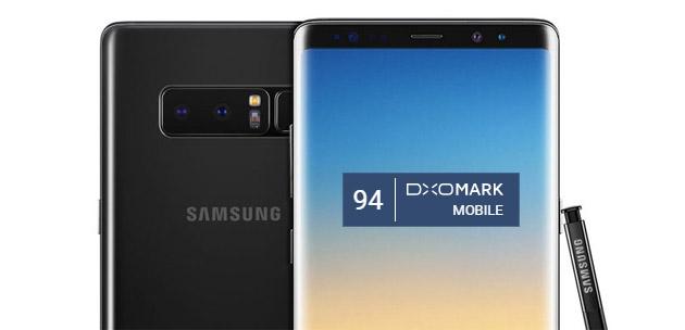 Samsung Galaxy Note8 ha fotocamera col migliore Zoom su smartphone per DxOMark