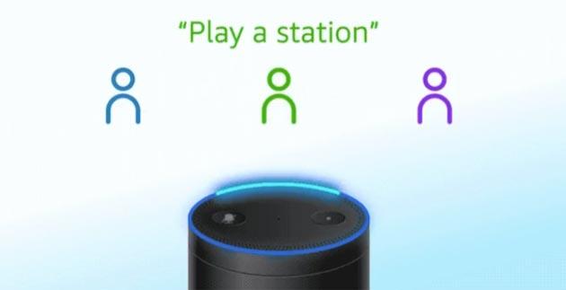 Amazon Alexa riconosce diverse voci per dare risposte personalizzate