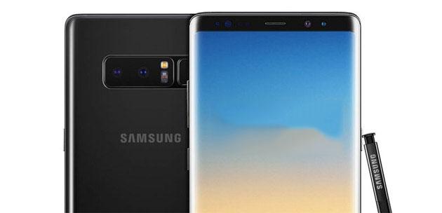 Samsung Galaxy Note8 un successo mentre Galaxy S7 viene consigliato su Apple iPhone 8
