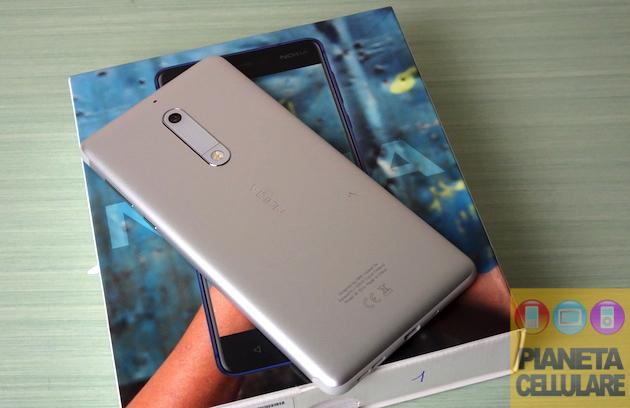 Recensione Nokia 5, finalmente Android