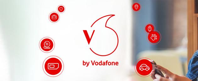 V by Vodafone, ecosistema IoT di prodotti connessi