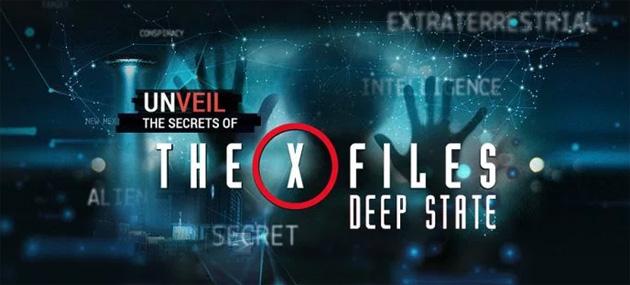 X-Files: Deep State, arriva il gioco basato sulla popolare serie su Android, iOS e Facebook nel 2018