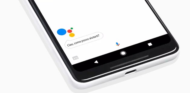 Foto Assistente Google, come funziona e si usa Google Assistant in italiano