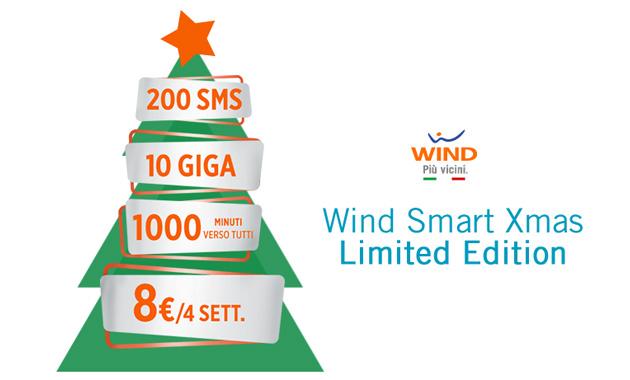 Promozione Wind: 1000 minuti e 10GB, offerta da non perdere!