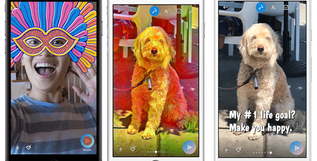 Skype introduce effetti fotografici per foto e highlights