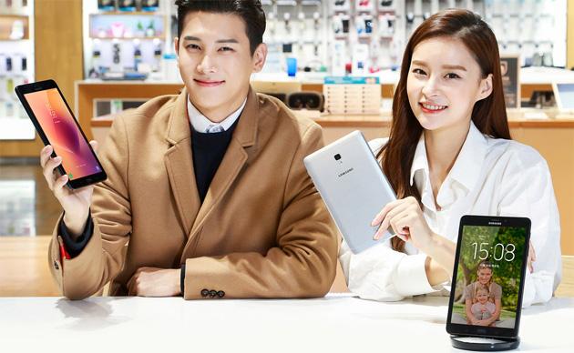 Samsung lancia tablet Galaxy Tab A con Bixby