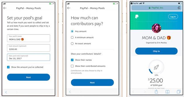 Paypal Money Box, collette digitali per raccogliere denaro: come funziona