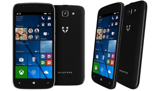 Wileyfox Pro, nuovo smartphone Windows 10 Mobile gia' vecchio