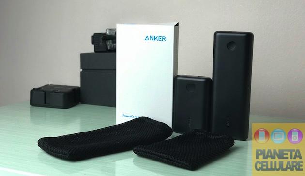 Recensione Anker PowerCore II, i migliori Power Bank sul mercato