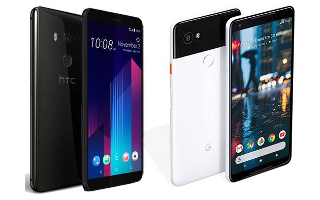 HTC U11 Plus sarebbe dovuto essere il Google Pixel 2 XL