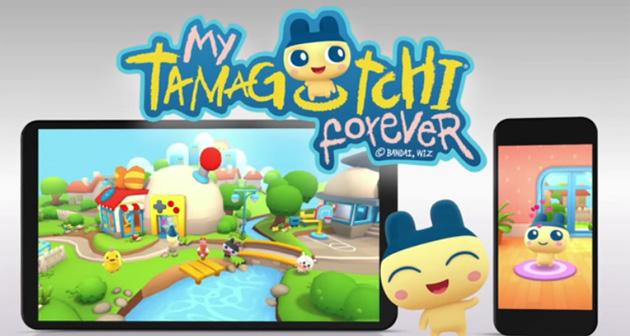 Tamagotchi, nuovo gioco mobile per iOS e Android nel 2018