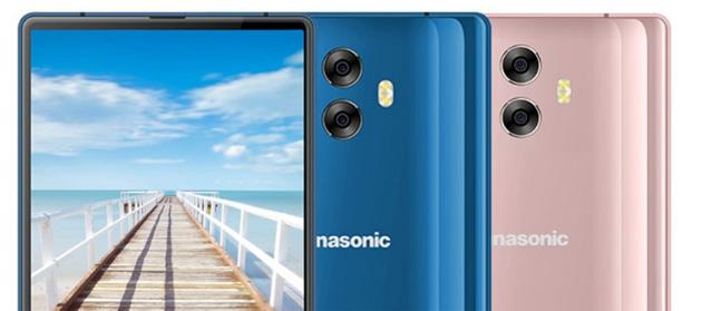 Panasonic Eluga C, smartphone con design senza cornice su 3 lati e doppia fotocamera