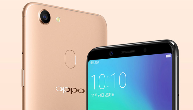 Oppo A79, smartphone Android con display OLED 18:9 e MediaTek Helio P23