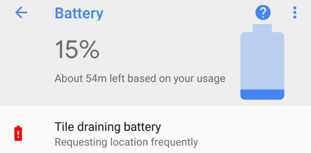 Android 8.1 Oreo introduce funzione per chiudere i processi che consumano la batteria