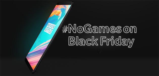 OnePlus per Black Friday sconta OnePlus 5T di 1 centesimo, no ai 'giochetti' mentali