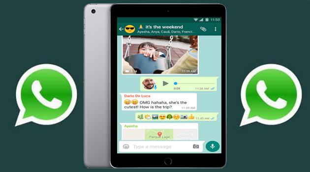 WhatsApp in arrivo su Apple iPad seguendo alcuni indizi