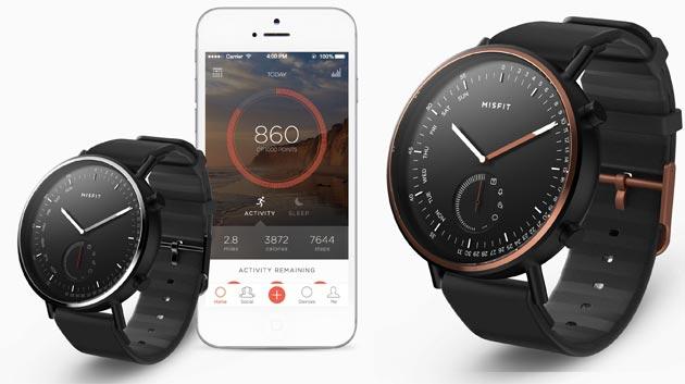 Misfit Command, smartwatch ibrido con design elegante e minimalista