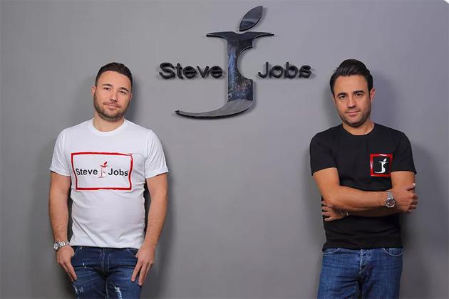'Steve Jobs' marchio italiano di moda vince contro Apple causa legale
