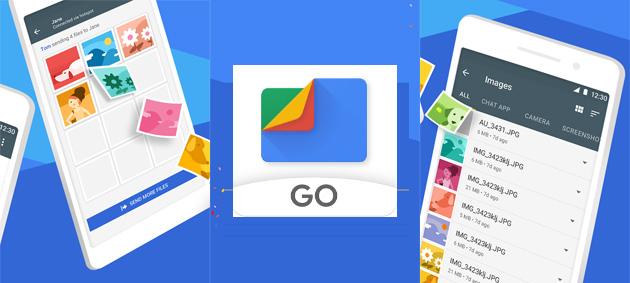 Files Go, app Google per liberare spazio sul telefono Android