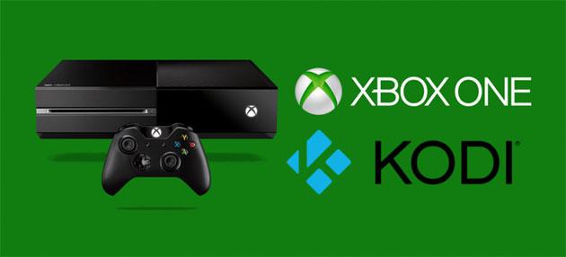 Kodi su Xbox One in test
