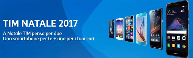 TIM pensa per due: 2 smartphone a rate a prezzo speciale