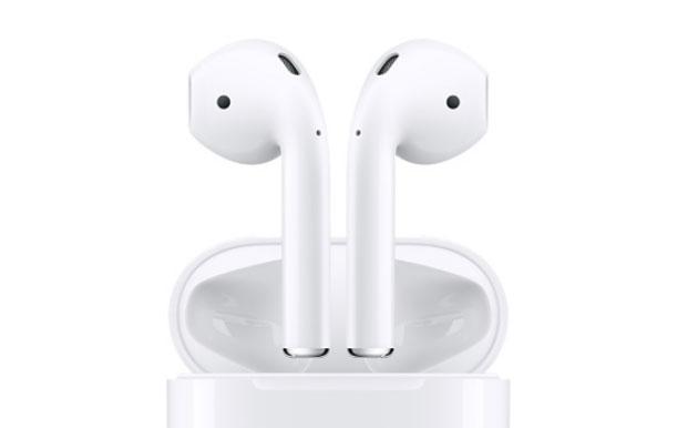 Apple AirPods 2 nel 2019 con alcune novita'