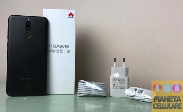 Recensione Huawei Mate 10 Lite, lo Smartphone con quattro fotocamere