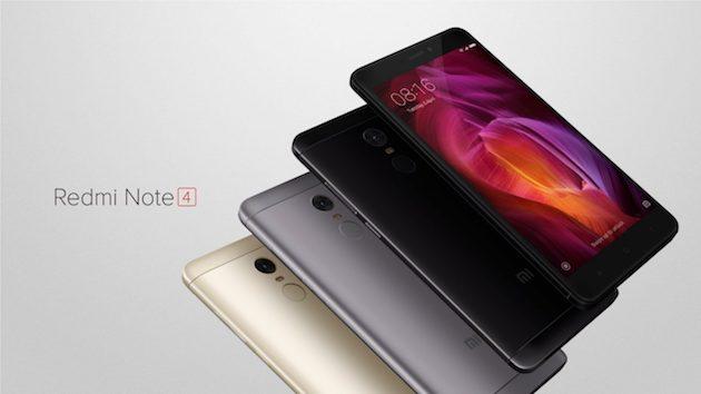 Xiaomi Redmi Note 4 Global 4 GB RAM in offerta per pochi giorni