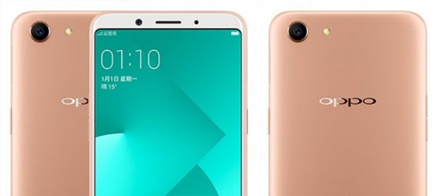 Oppo lancia A83, A75 e A75s, smartphone con display 18:9 e CPU octa core