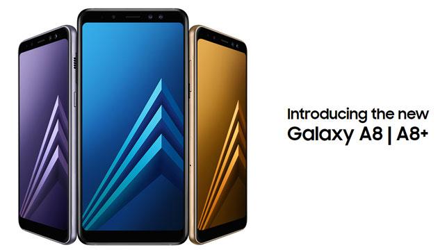 Samsung Galaxy A8 (2018) supporta audio Hi-res, primo smartphone Galaxy A con audio UHD