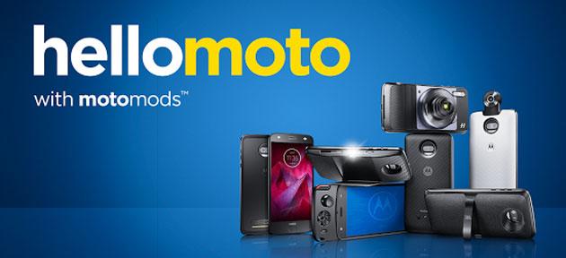 Moto Z Market, app per acquistare Moto Mods direttamente dal telefono modulare