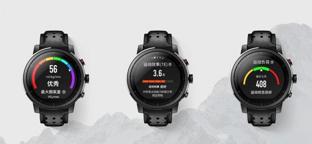Amazfit Watch 2, sportwatch con GPS e batteria che dura fino a 5 giorni
