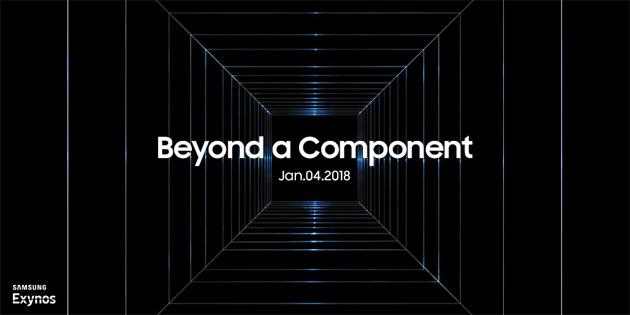 Exynos 9810, primo chipset Samsung intelligente con rete neurale