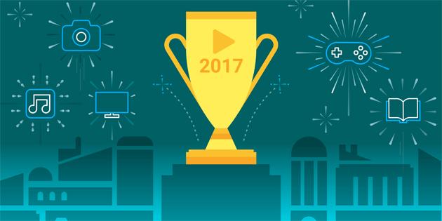 Android, i Giochi e le App migliori del 2017 sul Play Store