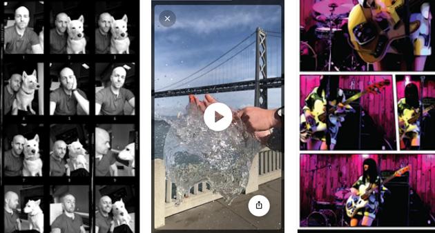 Google rilascia tre nuove app fotografiche sperimentali per Android e iOS