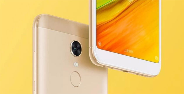 Xiaomi Redmi 5 e Redmi 5 Plus con display FullView e Redmi 5A