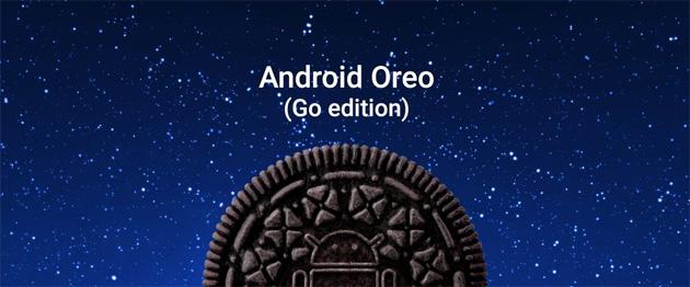 Android Go Edition, Google lancia Android Oreo per telefoni di fascia bassa