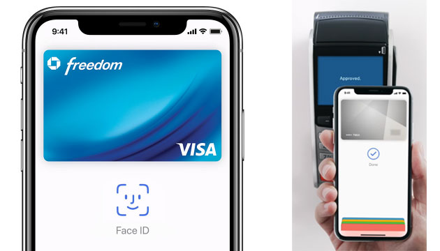 Foto Apple Pay, come pagare con iPhone con Face ID